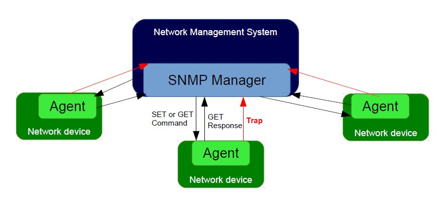 Using SNMP to Manage Network Time Servers
